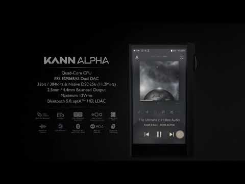 Astell&Kern Kann Alpha (64Go)