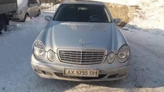 видео авто Mercedes-Benz E 200 в кредит
