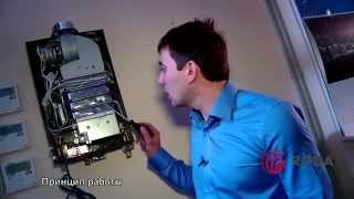 Газовый проточный водонагреватель RODA JSD20-A1 от компании 100КОТЛОВ - видео