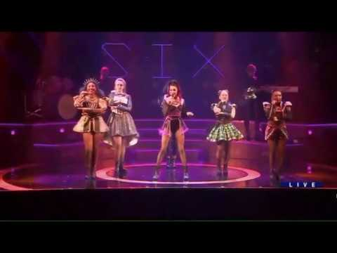 The Chicago Cast Of Six: The Musical Performing Six On WGN - Ye Olde Space Buns