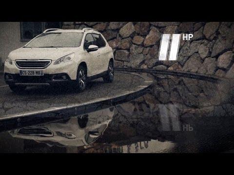Peugeot  2008 Паркетник класса J - тест-драйв 5