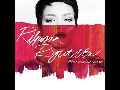 Rihanna - Right Now (feat. David Guetta) [Official Instrumental]