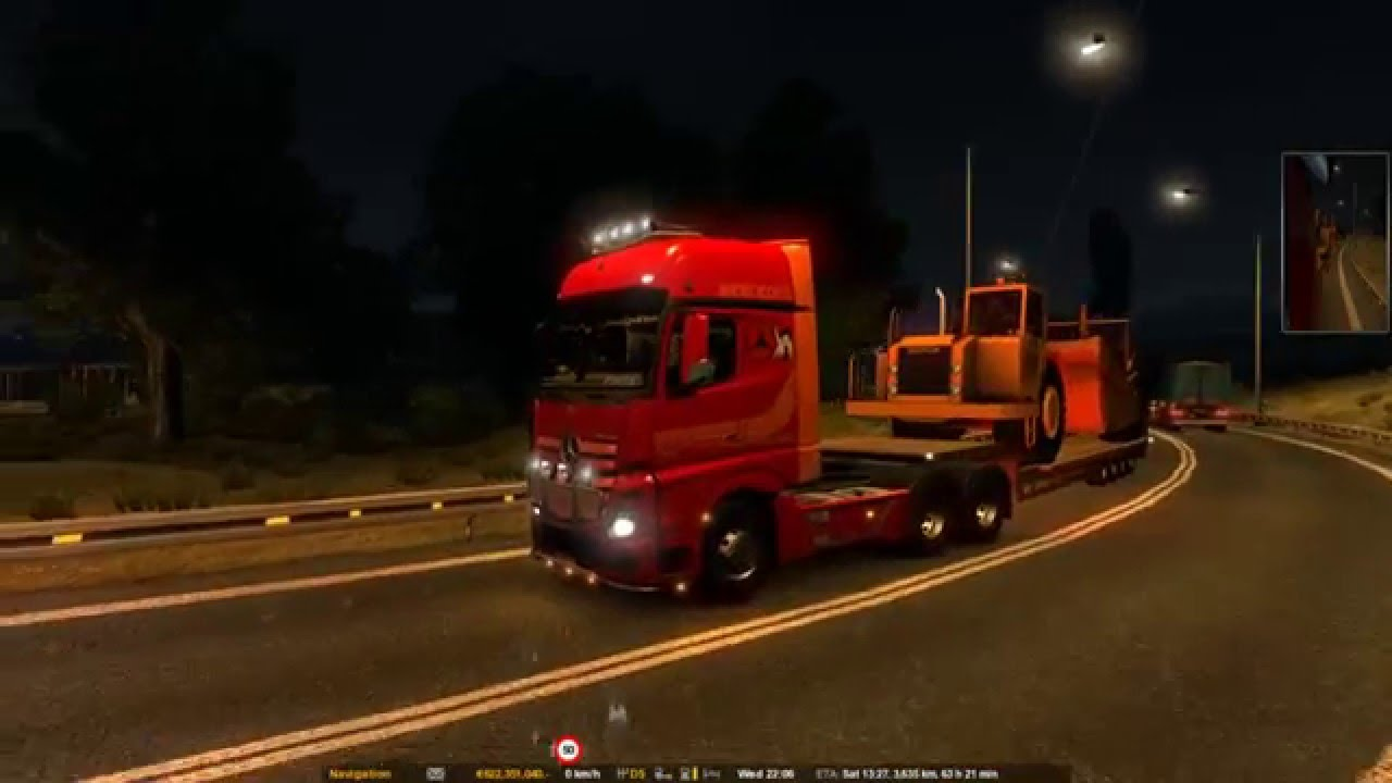 """D B Creation """"AI Traffic Mod 5 0"""" for ETS 2 Ver  1 22 * *s"""