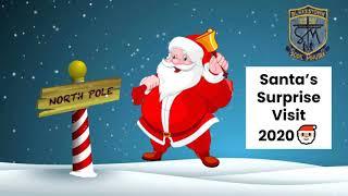Santa's Visit 2020