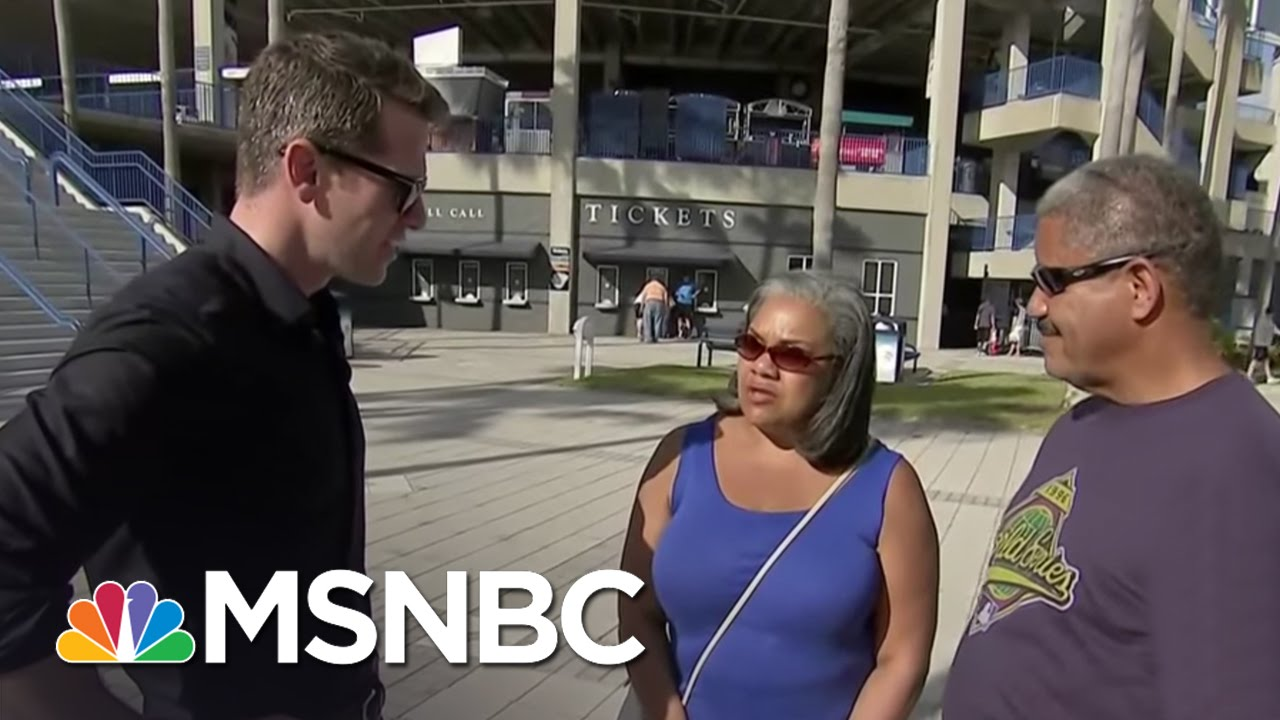 How Do Florida Voters Feel About The 2016 Race?   MSNBC thumbnail