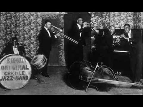 'High Society' - Kid Ory and his band