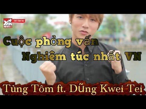 Màn phỏng vấn Nghiêm túc Hoàng tử rau dền.. à nhầm Hoàng tử Mưa Sơn Tùng M-TP