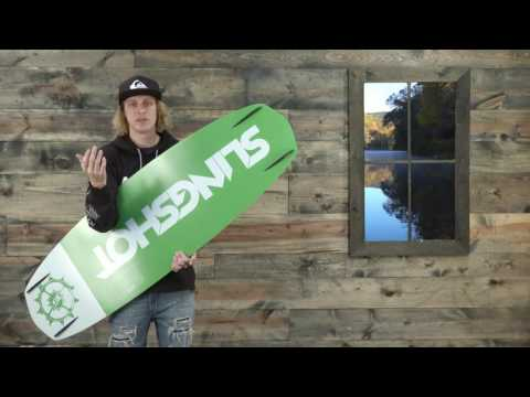2017 Slingshot Response Wakeboard – Review – The-House.com