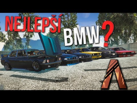 Jaké BMW je nejlepší na drift?   FIVEM (4k)