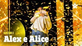 Alex E Alice, Il Golden Buzzer Di Frank Matano