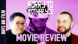 MOVIE REVIEW: Sorry To Bother You starring Lakeith Stanfield