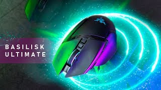 The Logitech Killer? Razer Basilisk Ultimate Review