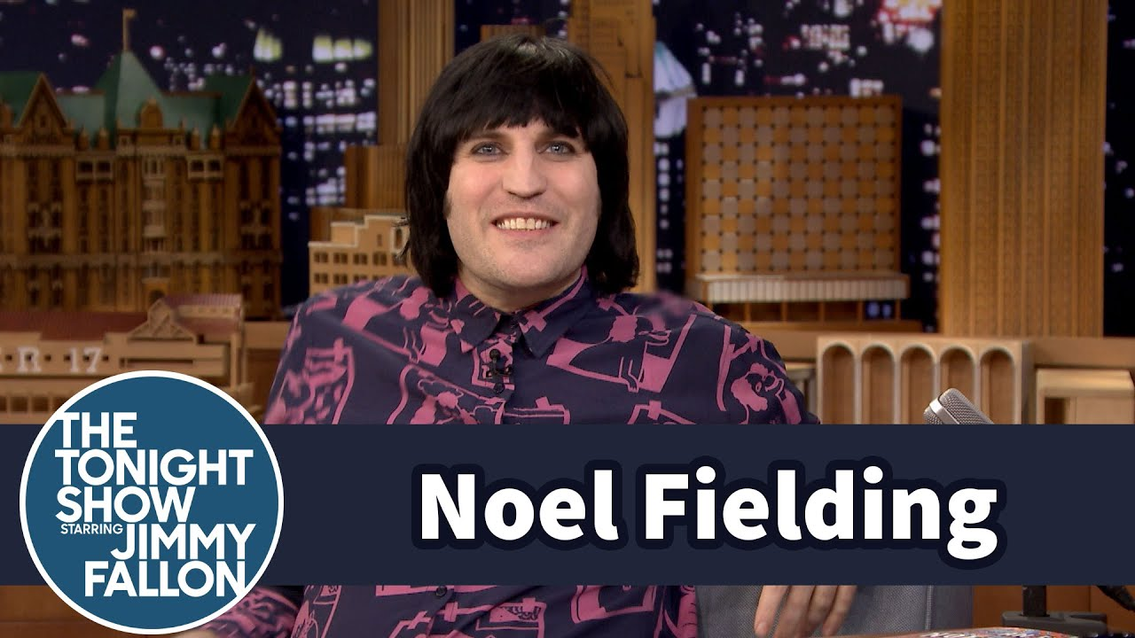 Noel Fielding Finally Pays Up on a Bet with Jimmy thumbnail