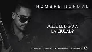 """Video thumbnail of """"Espinoza Paz - Hombre Normal - Video Letra (Sección El Próximo Viernes)"""""""