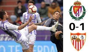 Real Valladolid Vs Sevilla 0-2 Highlights & Goals 720p 1080p HD 4k L@Liga 2019