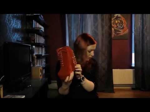 Nadine - Meine Schuhe / My Shoes (High Heel/Wedges/Plateau) - #001