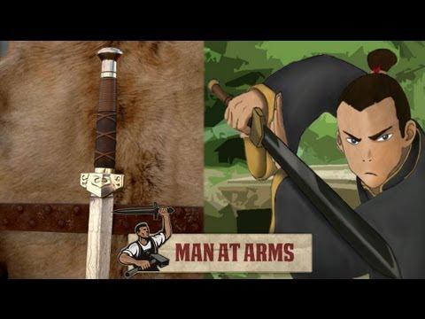 Sokka'S Meteor Sword (The Last Airbender)