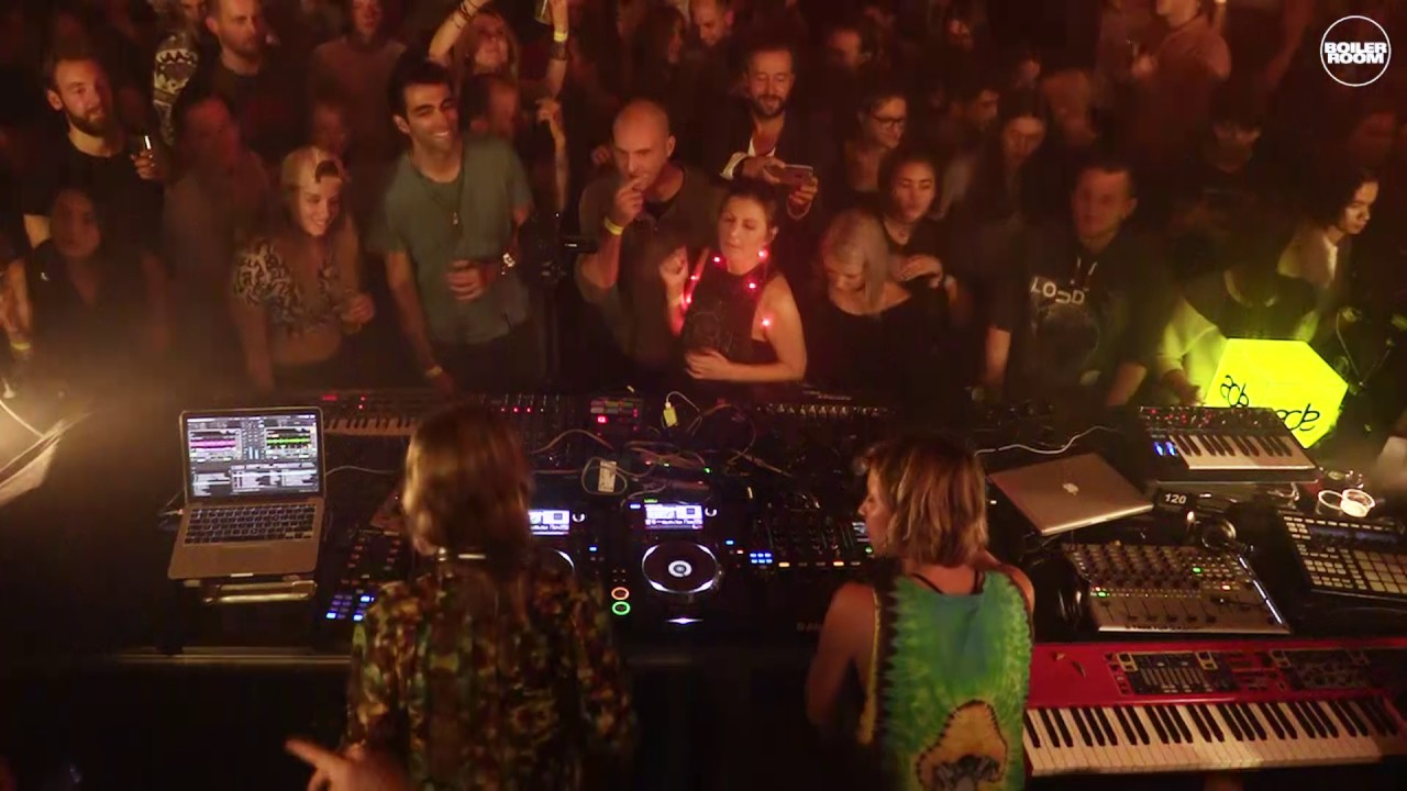 Blond:ish - Live @ Boiler Room ADE X Bridges For Music 2016