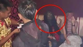 Индонезийская полиция сфотографировала настоящую вампиршу!