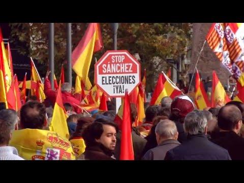 Διαδήλωση υπέρ της ενότητας στη Μαδρίτη