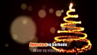 Yeng Constantino - Pasko Sa Pinas (Lower Key/Male Key Karaoke)