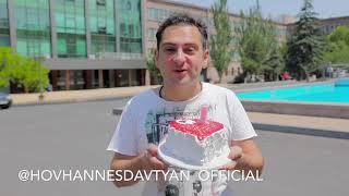 Hovhannes Davtyan - Happy bday / ajab skandal