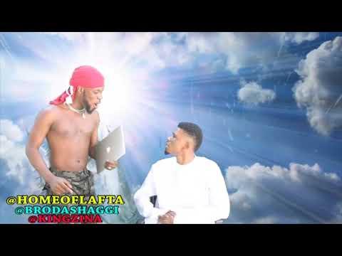 Broda Shaggi Arrested Angel Gabriel In Heaven