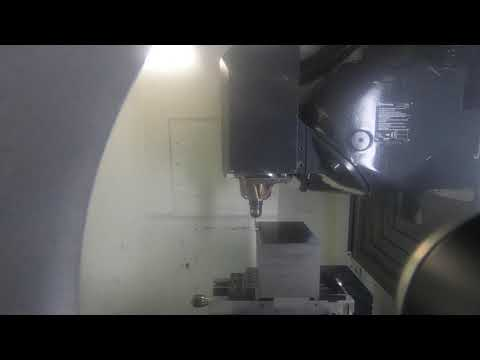 High performance side milling in the Walter Prototyp R&D labor multi flute cutter.