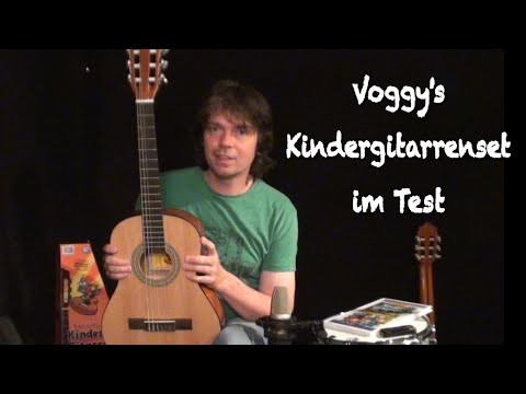 Voggy's Kindergitarren-Set (1/2) im Test
