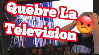 Ama Se Quebro La Television   Rosa y Jaime