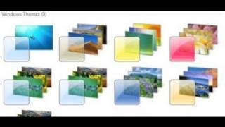 Windows 7 Themes: Unlock Hidden Windows 7 Themes