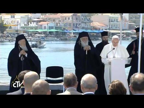 Prière du Pape François pour les victimes des migrations