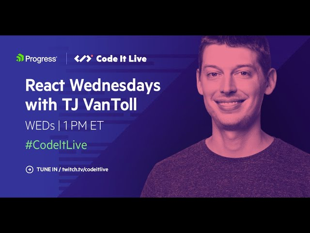 React Unit Testing Workflows with Eric Elliott