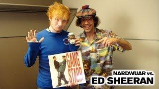 Nardwuar Vs. Ed Sheeran