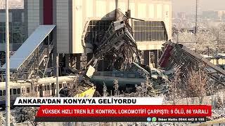 Ankara'dan Konya'ya geliyordu