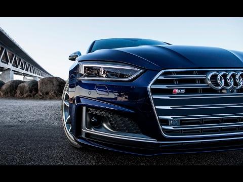 Audi S5 Coupe Купе класса D - рекламное видео 4
