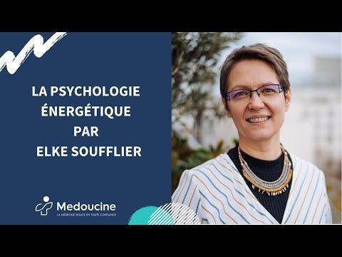 La Psychologie energetique par Elke SOUFFLIER