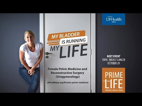 Prime Of Your Life Recap: My Bladder is Running My Life