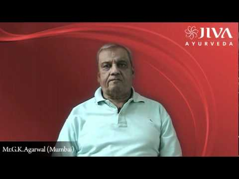 Mr. G.K Aggarwal's Story of Healing-Ayurvedic Treatment of Osteoarthritis