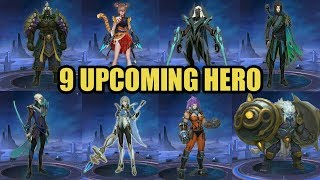 9 UPCOMING HERO IN MOBILE LEGENDS