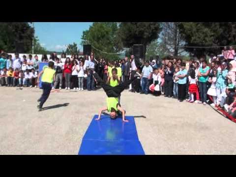 Kazımpaşa İlköğretim Okulu (jimnastik) 23 Nisan 2012