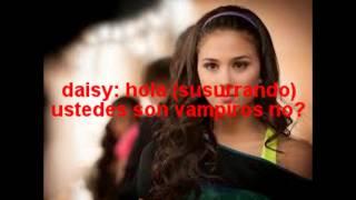 elsa es una chica vampiro cap 1