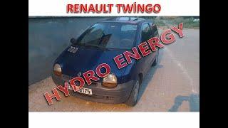 Renault Twingo 1,2 cc + Saf hidrojen UCR Hidrojen Yakıt sistem montajı