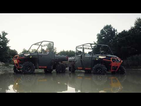 2021 Polaris Ranger Crew XP 1000 High Lifter Edition in Devils Lake, North Dakota - Video 1
