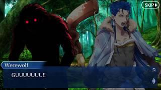Cu Chulainn  - (Fate/Grand Order) - Fate/Grand Order - Cu Chulainn (Caster) Interlude: Sage of the Forest