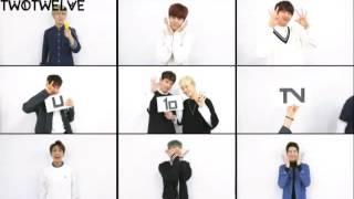 [ENGSUB] UP10TION U10TV ep52 - Nobly Noble Kogyeol Birthday Party