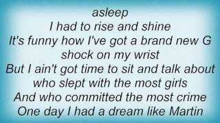 Eminem - Dare To Dream Lyrics