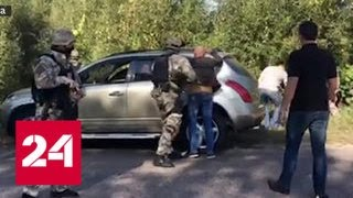 Украинские полицейские пресекли крупную воровскую сходку - Россия 24