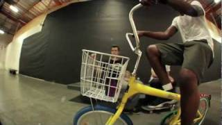 Chiddy Bang: Mind Your Manners Music Video