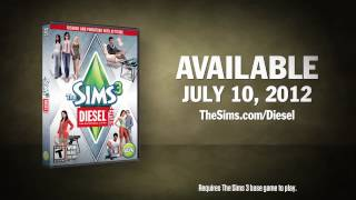 The Sims 3: Diesel Stuff video